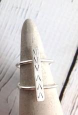 Sterling Silver Lakota Ring