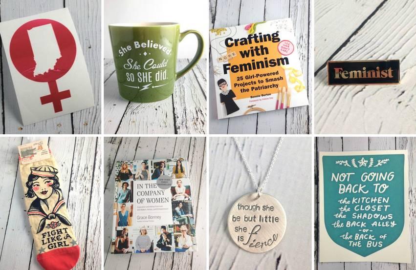 Gifts Celebrating Feminism