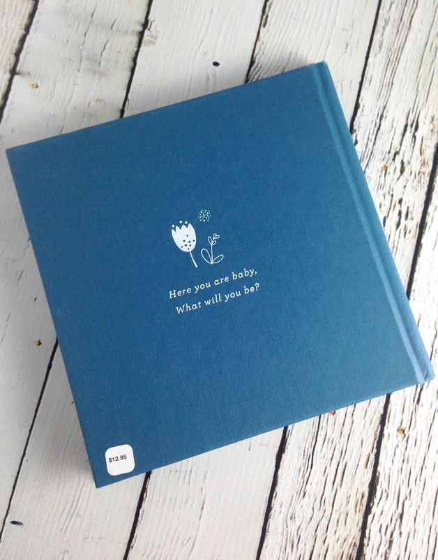 Here You Are, Baby Gift Book