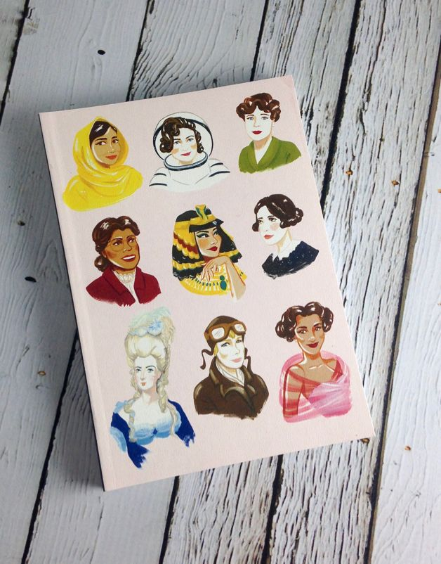 Bad Girls Throughout History Journal