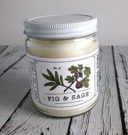 Fig & Sage 7.5oz Candle