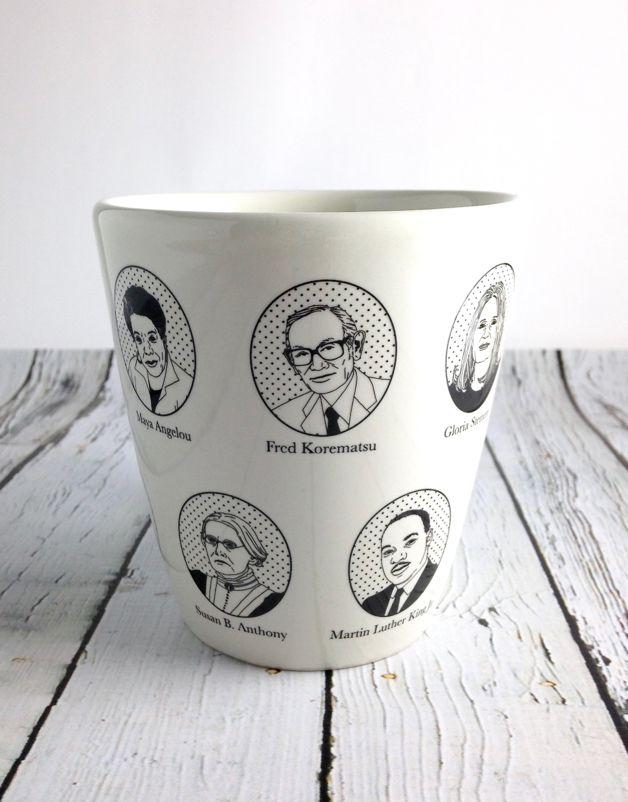 American Activists Mug