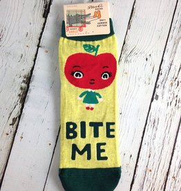 Bite Me Women's Ankle Socks