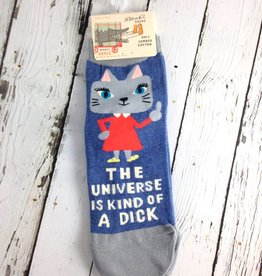 Universe Is A Dick Women's Ankle Socks