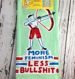 More Feminism Dish Towel