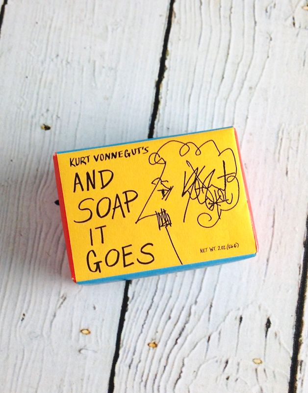 Kurt Vonnegut's And Soap It Goes