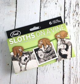 Sloths on A Vine - Picture Hangers