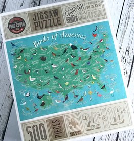 Birds of North America Puzzle