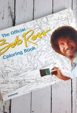 Bob Ross Coloring Book