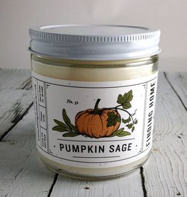 Pumpkin Sage 13 oz Candle