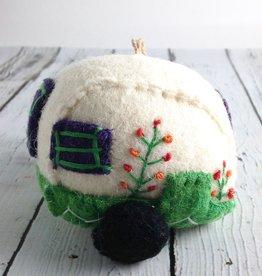 Cozy Camper Ornament