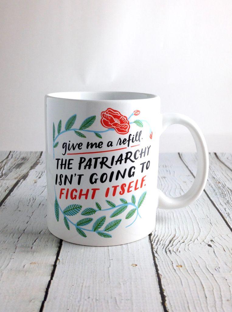 Patriarchy Refill Mug