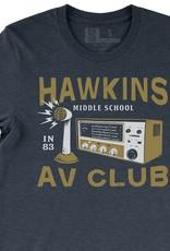Hawkins A.V. Club Tee