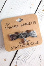 Tangle Enamel Hair Barrette