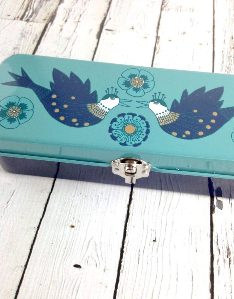 Birdland Pencil Box
