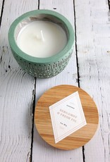 Bergamot & Fresh Fig 3 oz Candle