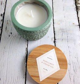 Bergamot & Fresh Fig 3 oz Candle