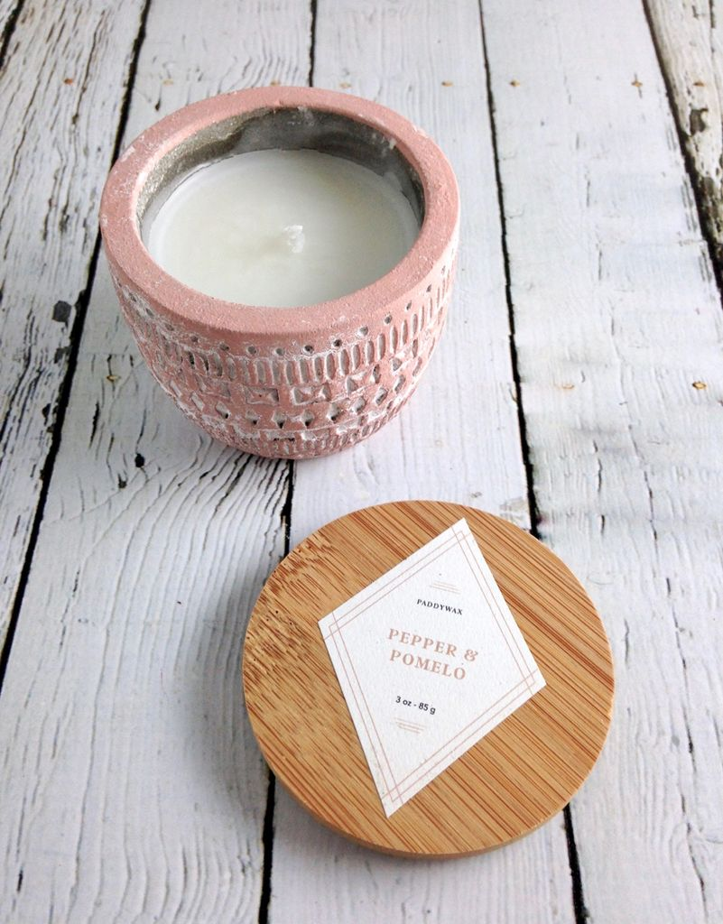 Pepper & Pomelo 3 oz Candle