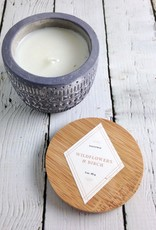 Wildflowers & Birch 3 oz Candle