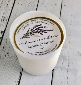 Lavender 10 oz Soy Candle