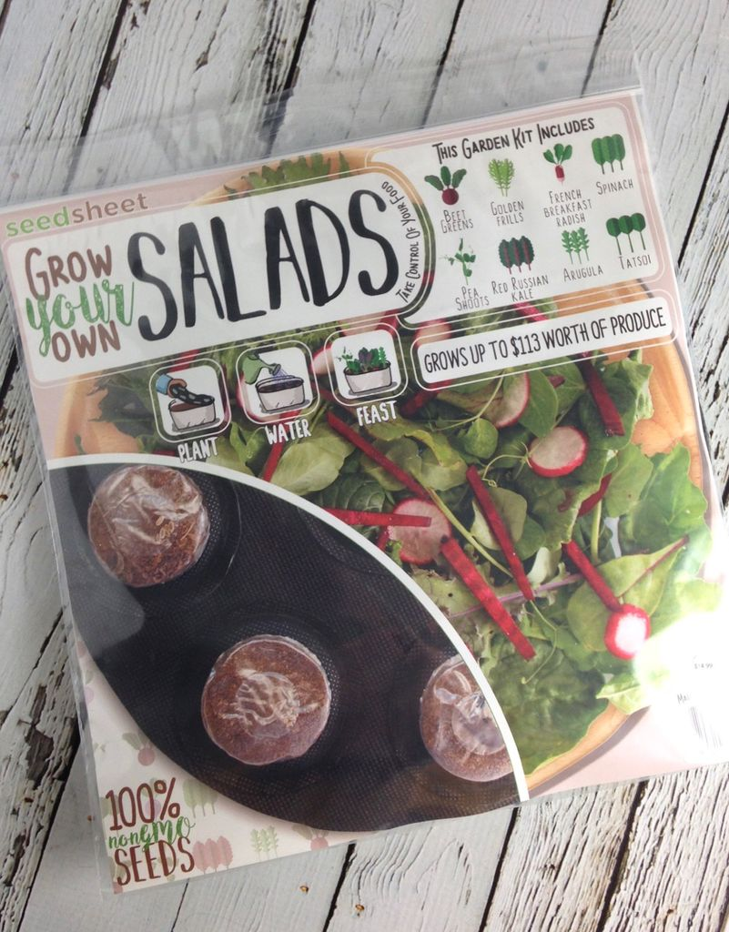 GYO Salad Seedsheet