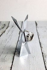 Origami Rabbit Jewelry Holder