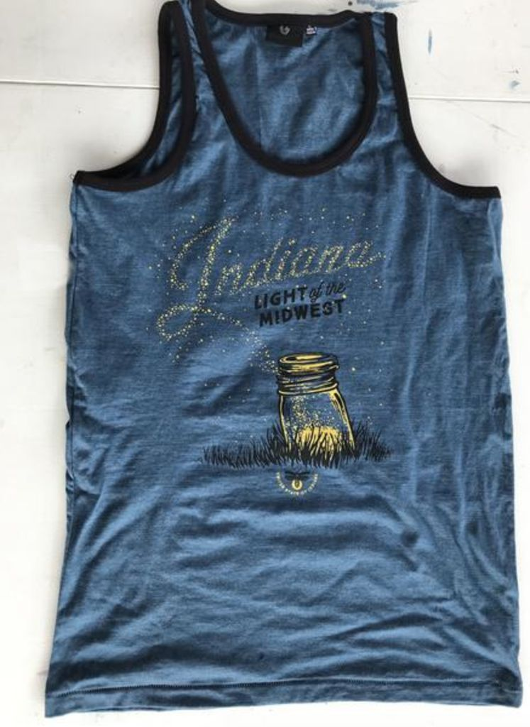 Light of the Midwest Unisex Tank
