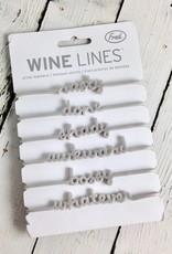 Snarky Wine Lines