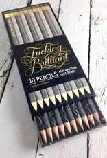 F-ing Brilliant Pencils
