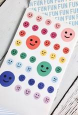 The Fun Has Just Begun Sticker Book