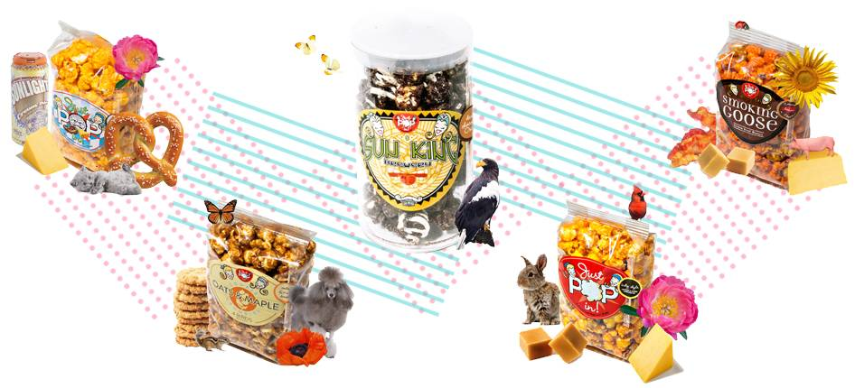 Just Pop In! Gourmet Popcorn at Silver in the City