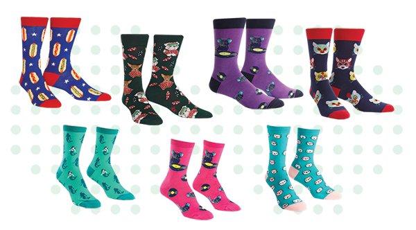 Comfy New Socks
