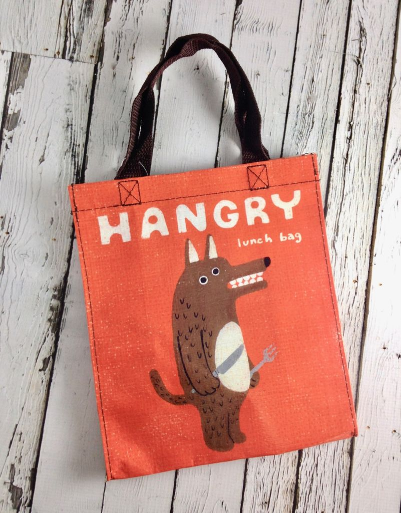 Hangry Handy Tote