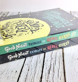 Box set of Vol 1 & 2 Goodnight Stories for Rebel Girls