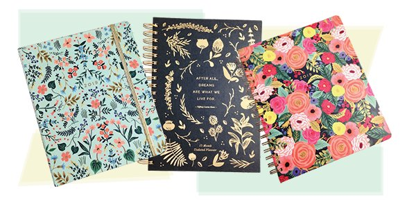2018 & 2019 Planners