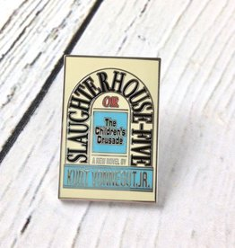 Slaughterhouse Five Enamel Pin
