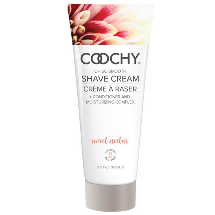 SILKY SHAVE CREAM SWEET NECTAR 12.5oz