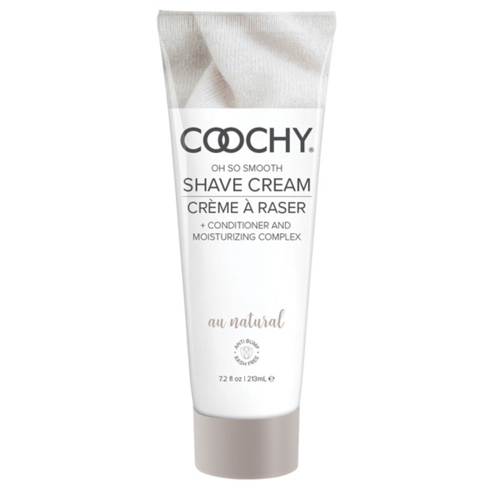 SILKY SHAVE CREAM UNSCENTED 7.2 OZ