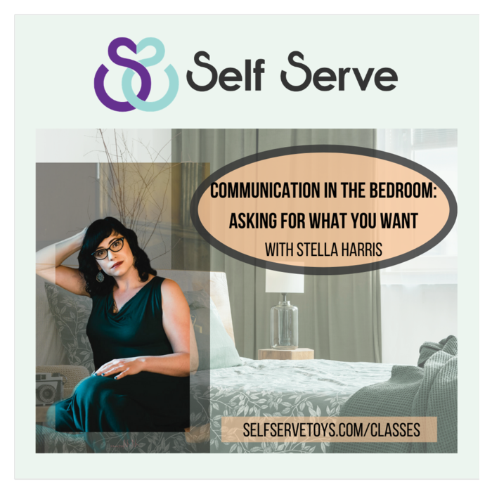 COMMUNICATION IN THE BEDROOM: ASKING FOR WHAT YOU WANT