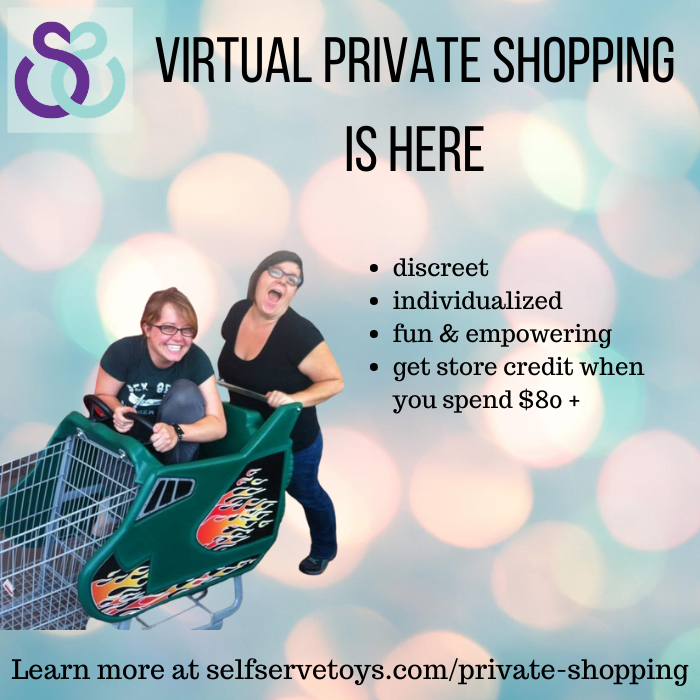 VIRTUAL PRIVATE SHOPPING 15 MINUTES