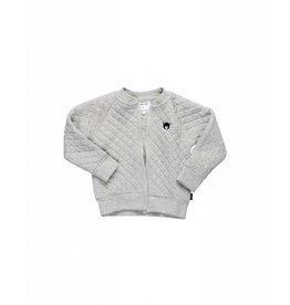 HuxBaby HuxBaby, Stitch Sweat Fleece Jacket