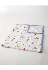 Little Unicorn Little Unicorn, Cotton Muslin, Big Kid Quilt