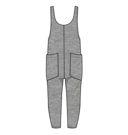 Spiritual Gangster Girls Hacci Jumpsuit