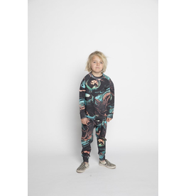 Munster Kids Slick Fleece Crew