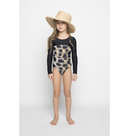 Munster Kids Giselle Long Sleeve Swimsuit