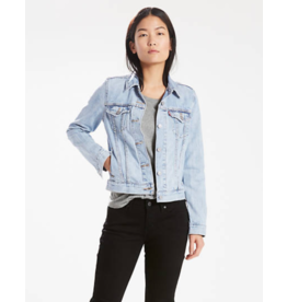Levis Womens Original Trucker Denim Jacket 29945-0026
