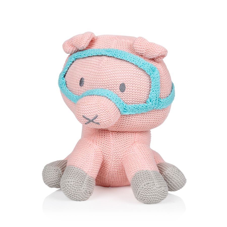 sunbum Baby Bum Knit Toy