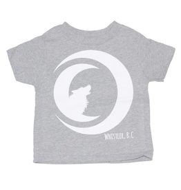 The Circle The Circle Kids, Youth Wolf/Moons Tee