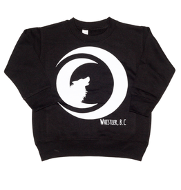 The Circle The Circle Kids, Youth Wolf/Moons Sweater