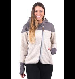 Holden Holden, Women's Sherpa Zip Up Fleece